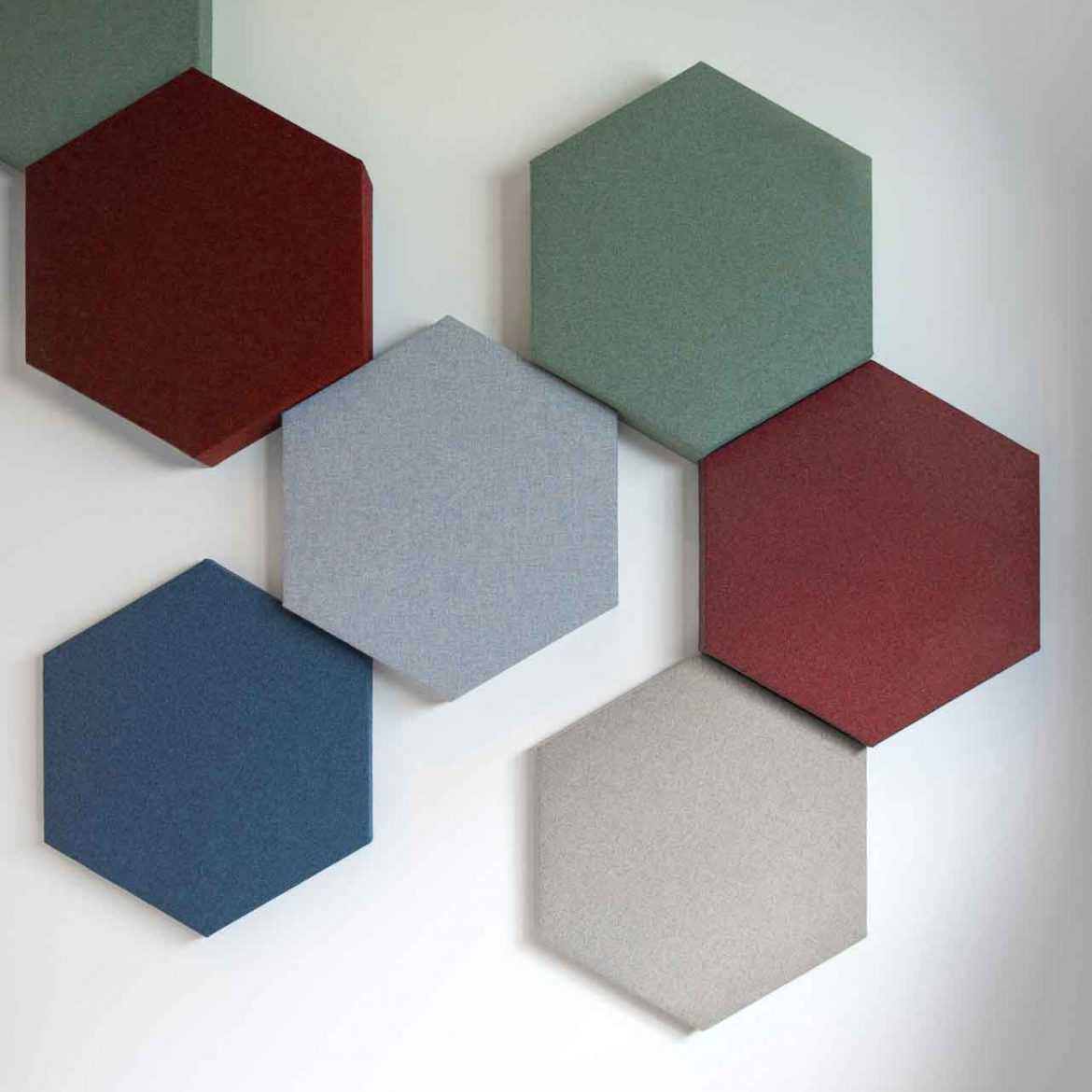 Fabric-wrapped Acoustic Panels